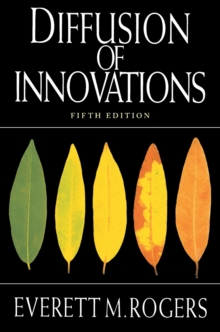 Diffusion of Innovations, 5th Edition, Paperback Book