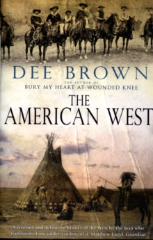 The American West, Paperback / softback Book