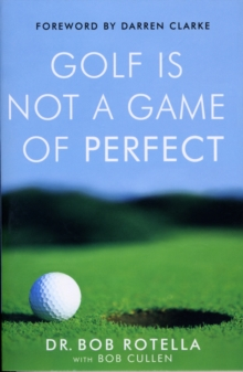 Golf is Not a Game of Perfect, Paperback Book