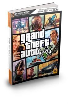 Grand Theft Auto v Signature Series Strategy Guide, Paperback Book