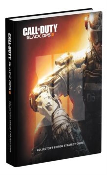 Call of Duty: Black Ops III Official Strategy Guide, Hardback Book