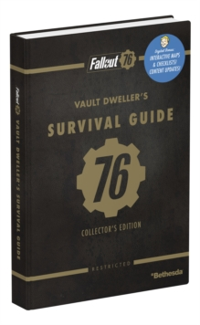 Fallout 76 : Official Collector's Edition Guide, Hardback Book