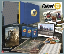 Fallout 76 : Official Platinum Edition Guide, Hardback Book