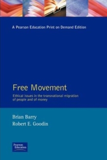 Free Movement, Paperback Book