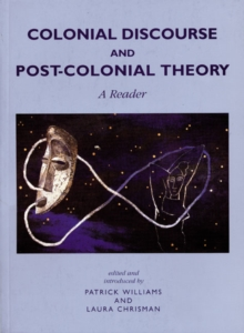 Colonial Discourse Post-Colonial Theory : A Reader, Paperback Book