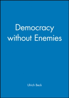 Democracy without Enemies, Paperback / softback Book