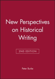 New Perspectives on Historical Writing, Paperback Book
