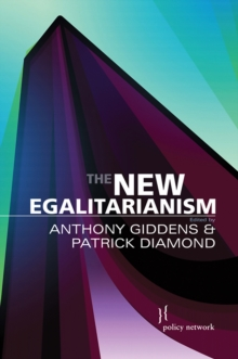 The New Egalitarianism, Paperback Book