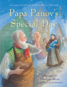 Papa Panov's Special Day, Paperback Book