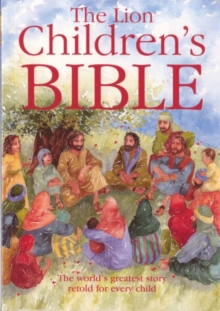 The Lion Children's Bible, Paperback Book