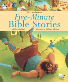 Lion Book of Five-minute Bible Stories, Paperback Book