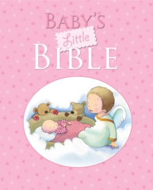 Baby's Little Bible, Boy, Hardback Book
