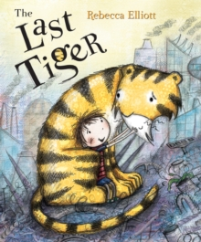 The Last Tiger, Paperback Book