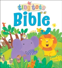 Tiny Tots Bible, Hardback Book