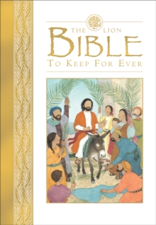 The Lion Bible to Keep Forever, Hardback Book