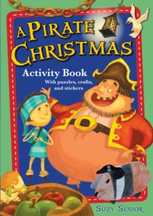 A Pirate Christmas Activity Book, Paperback / softback Book