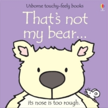 That's Not My Bear, Board book Book