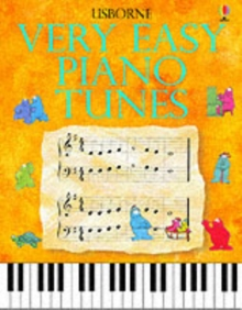 Very Easy Piano Tunes, Paperback Book