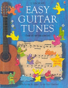 Easy Guitar Tunes, Paperback Book