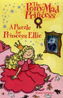 A Puzzle for Princess Ellie, Paperback Book