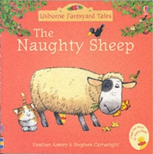 The Naughty Sheep, Paperback Book