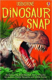 Dinosaur Snap, Game Book