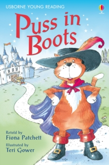 Puss in Boots : Gift Edition, Hardback Book