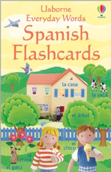 Everyday Words in Spanish, Cards Book