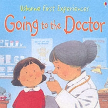 Going to the Doctor, Paperback Book