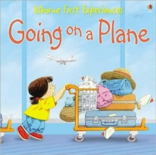 Going On A Plane, Paperback Book