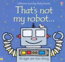 That's Not My Robot, Board book Book