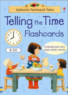 Telling the Time, Cards Book