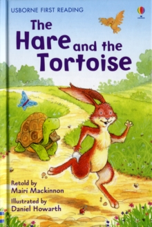The Hare and the Tortoise : Level 4, Hardback Book
