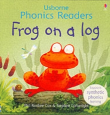Frog on a Log, Paperback Book