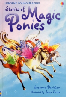Stories of Magic Ponies, Hardback Book