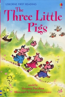The Three Little Pigs : Level 3, Hardback Book