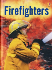 Firefighters, Hardback Book
