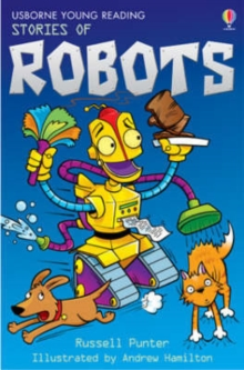 Stories of Robots, Hardback Book