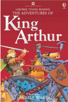 The Adventures of King Arthur, Hardback Book
