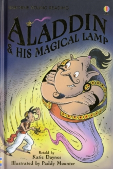 Aladdin and His Magical Lamp, Hardback Book