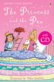 The Princess and the Pea, Mixed media product Book
