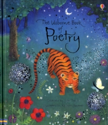 The Usborne Book of Poetry for Children, Hardback Book