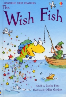 Wish Fish, Hardback Book