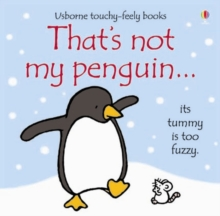 That's Not My Penguin, Board book Book
