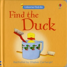 Find the Duck, Hardback Book