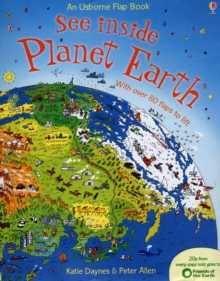 See Inside Planet Earth, Hardback Book