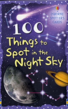 100 Things to Spot in the Night Sky, Cards Book
