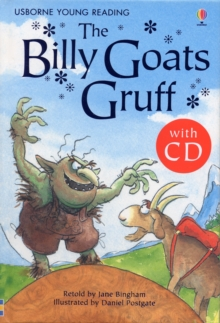 The Billy Goats Gruff, Mixed media product Book