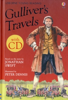 Gulliver's Travels, Mixed media product Book