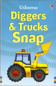 Diggers and Trucks Snap, Novelty book Book